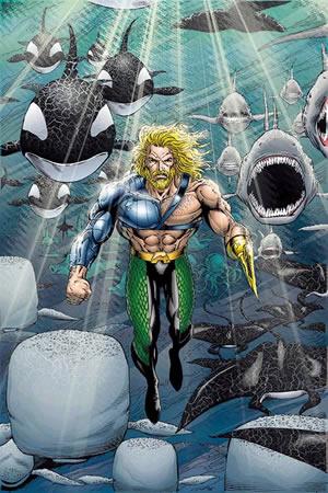 Aquaman e os Novos 52 ou Porque Clichês Rendem Boas Histórias