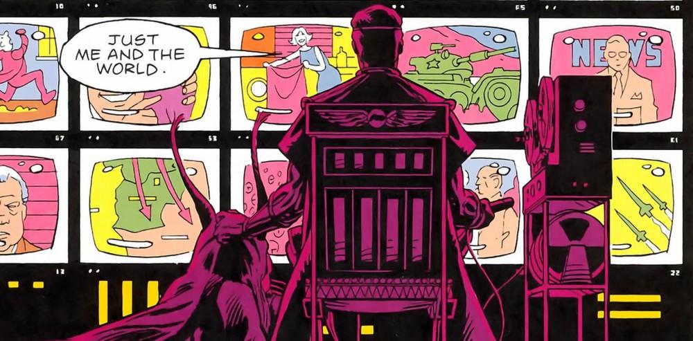 Os 10 personagens mais ricos dos quadrinhos (+TV+cinema) (6/6)