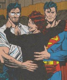 clark kent lois lane superman