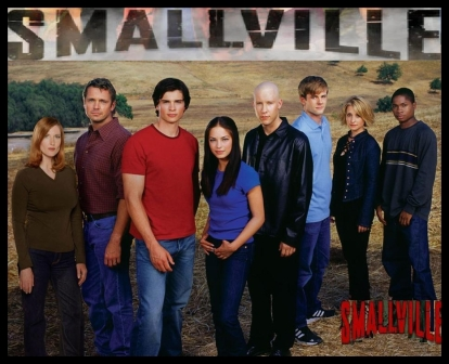 serie smallville superboy