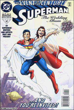 superman-wedding-album