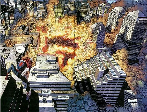 O Homem-Aranha e o 11 de Setembro (2/6)