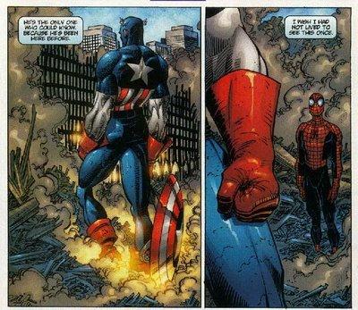 O Homem-Aranha e o 11 de Setembro (4/6)