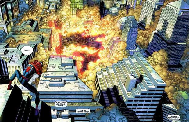 homem aranha 11 de setembro