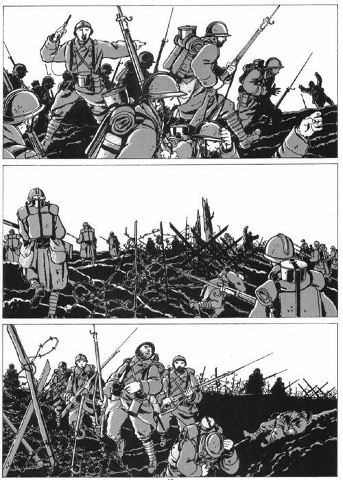A Primeira Guerra Mundial em Quadrinhos: Era a Guerra das Trincheiras de Jacques Tardi (5/5)