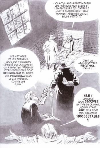 Fagin vs Dickens
