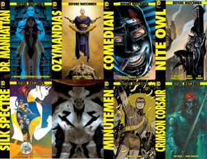 before-watchmen-comics
