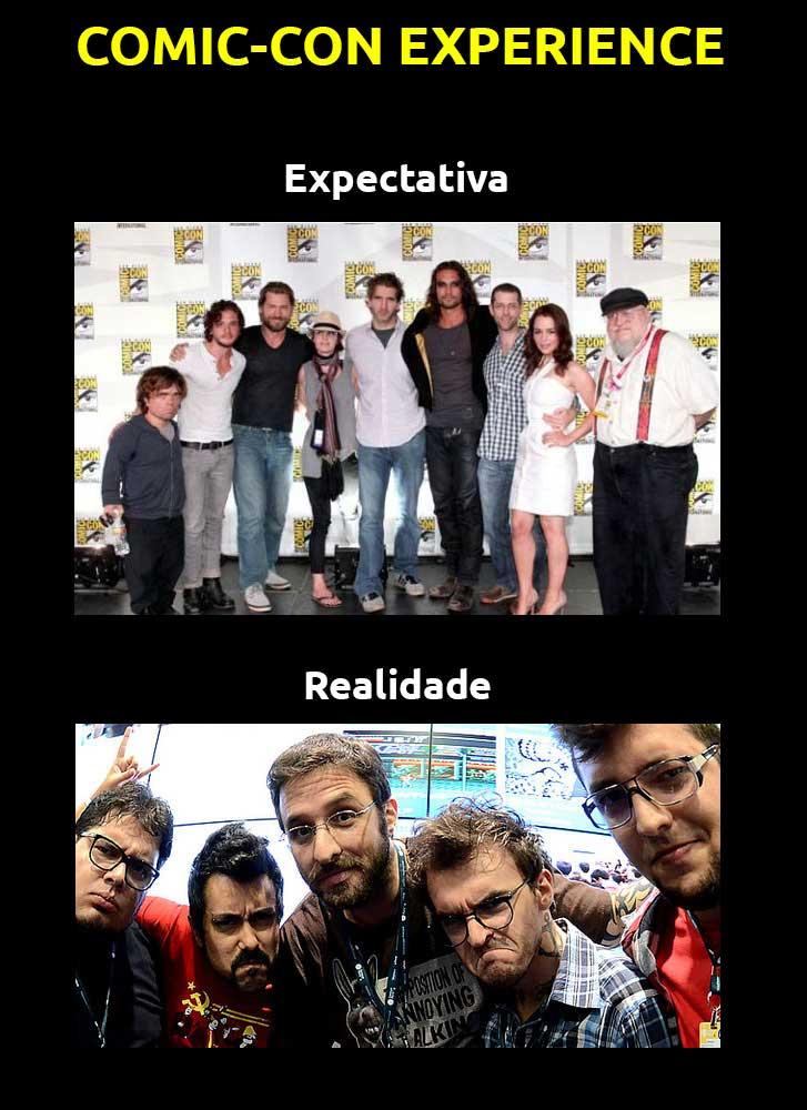Comic Con no jeitinho Brasileiro (4/4)