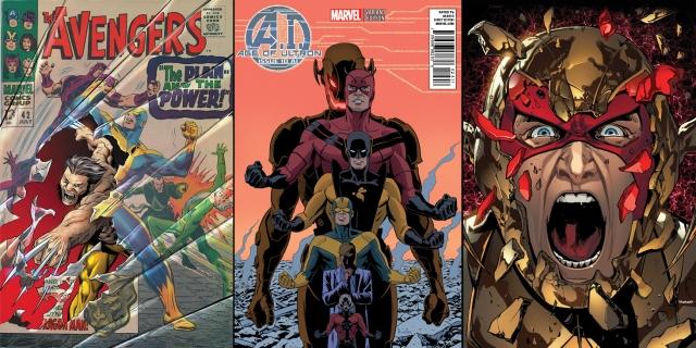 Wolverine causando e a redenção de Henry Pym