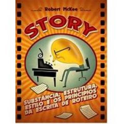 Excelente livro para aprender algo sobre roteiros de cinema