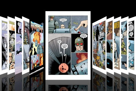 comics-comixology