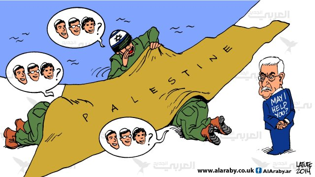 the-hunt-for-the-3-kidnapped-israeli-settlers-al-araby