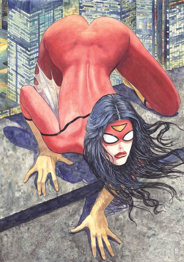 Mulher-Aranha, a sofrida (e sexualizada) cobaia da Marvel (1/6)