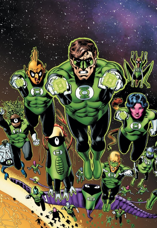 green-lantern corps