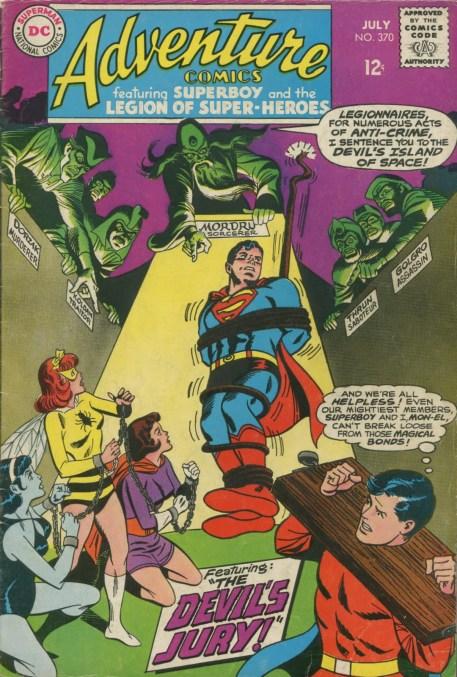 Adventure Comics #370