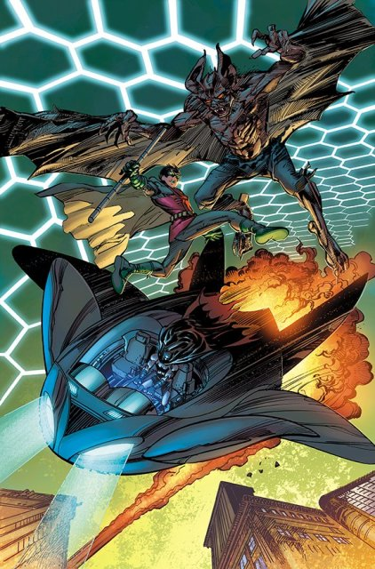 Convergence-preview-Batman-Robin