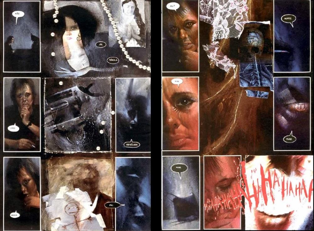 Loucura e Sanidade no Batman: uma leitura do Asilo Arkham de Grant Morrison (2/5)