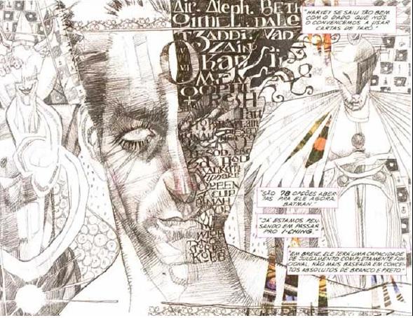 Loucura e Sanidade no Batman: uma leitura do Asilo Arkham de Grant Morrison (4/5)