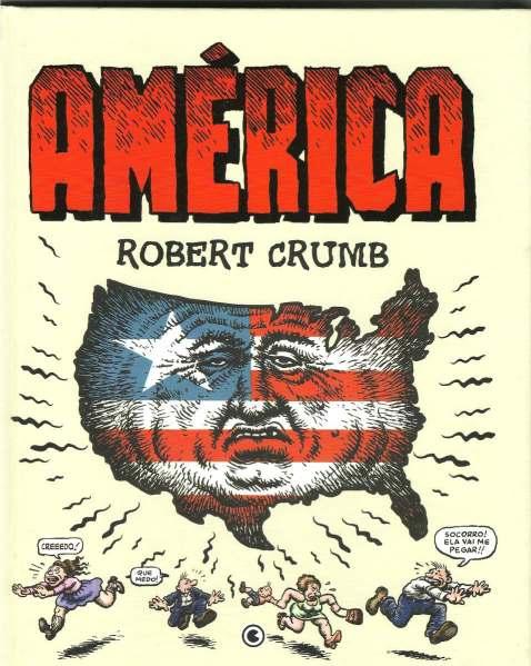 america-robert-crumb-capa-dura-livro-novo-19131-MLB20166593570_092014-F