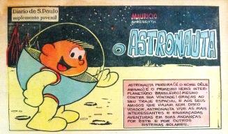 Astronauta Pereira
