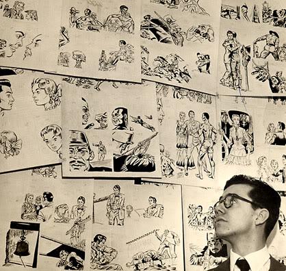 """Na falta de um especialista para consultar, existem livros de referência. Um exemplo é o """"Shazam!"""" do jovemzinho aí da foto. Alvaro de Moya"""