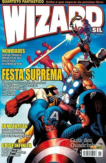 A última edição Brasileira com o nome original de uma das revistas de Jornalismo de Quadrinhos