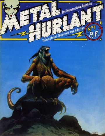 Capa da primeira edição. Isso em 1975...