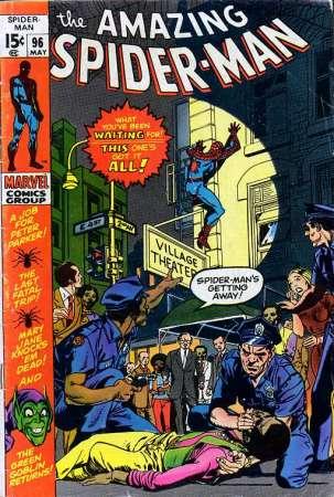 Reparem que não há o selo do Comics Code Authority na capa.