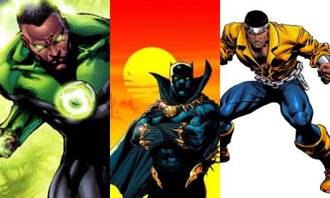 black-superheroes