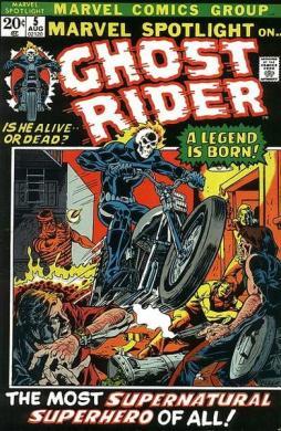motoqueiro fantasma