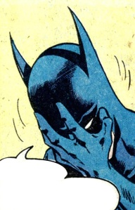 Santa ignorância Batman!