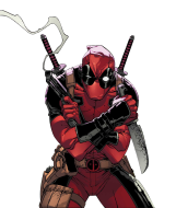 Deadpool Crazy