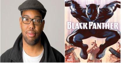 Ta-Nehisi Coates, o novo roteirista do Pantera Negra