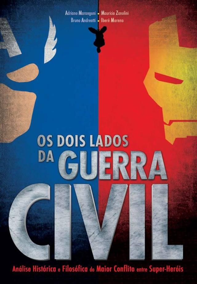 guerra civil quadrinheiros