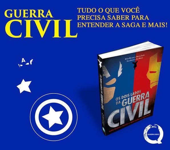 quadrinheiros guerra civil