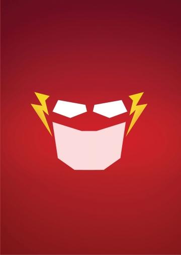 O Flash, em sua versão minimalista
