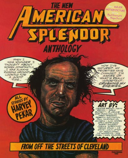 american splendor harvey pekar