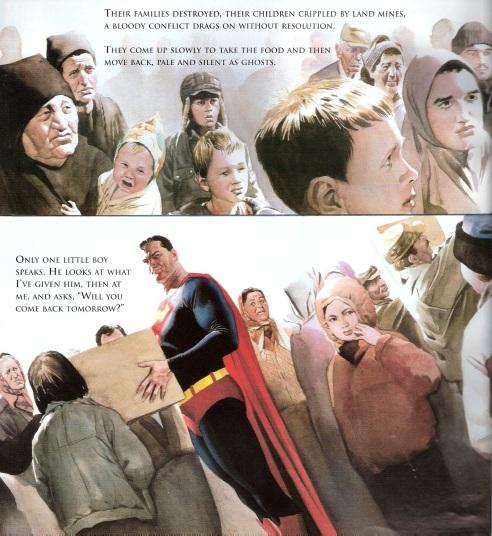 superman paz na terra