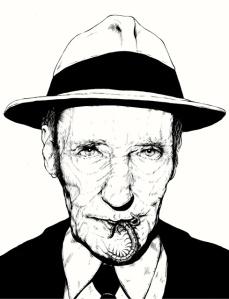 O excêntrico Burroughs