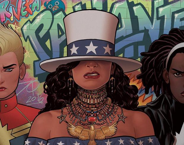 beyonce-america-comic-marvel
