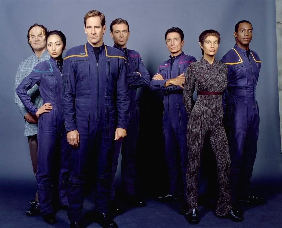 Star Trek Enterprise O Que Se Salva Do Maior Fracasso Da Franquia Quadrinheiros