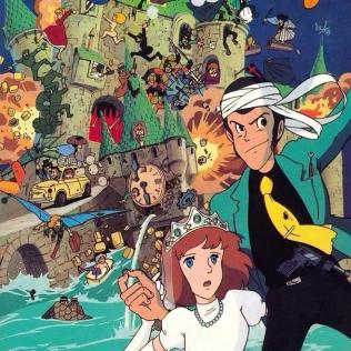 Lupin III e o Castelo de Cagliostro (1979)