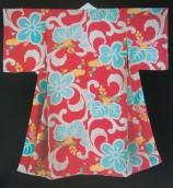 padronagem de quimono de flor