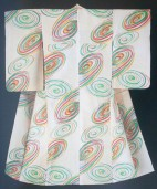 padronagem de quimono de redemoinho de água