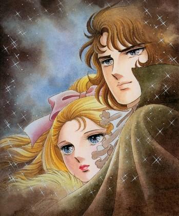 Maria Antonieta e Conde Fersen