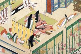fukinuki yatai - emakimono