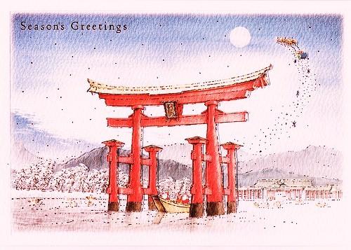 Japanese Christmas-001