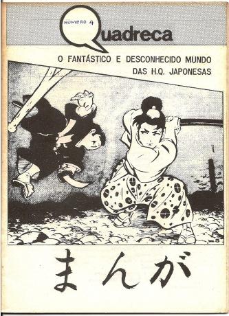 Revista Quadreca, década de 1970