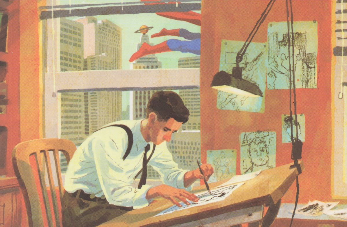 Superman: o monstro de Jerry Siegel e Joe Shuster