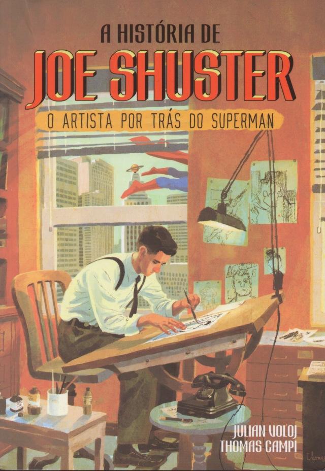 A História de Joe Shuster